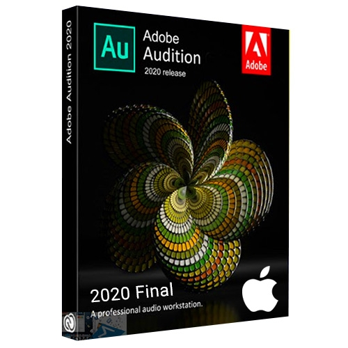Adobe Audition 2020 Final Multilingual macOS