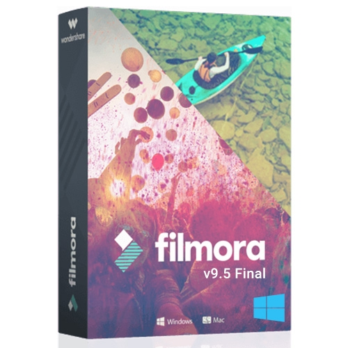 Wondershare Filmora 9.5 Final for Windows