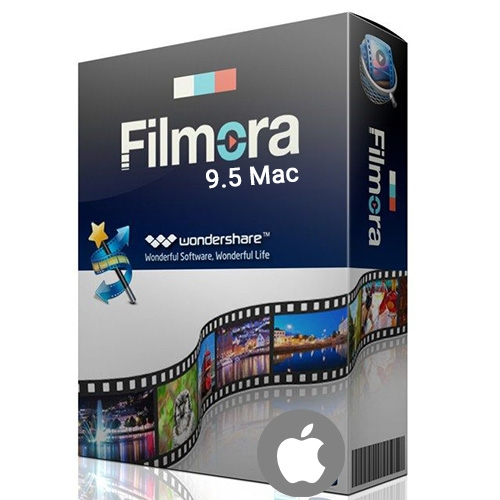 Wondershare Filmora 9.5 Final for Mac
