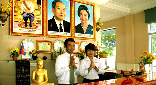 Ly Heng Chhay Hotel