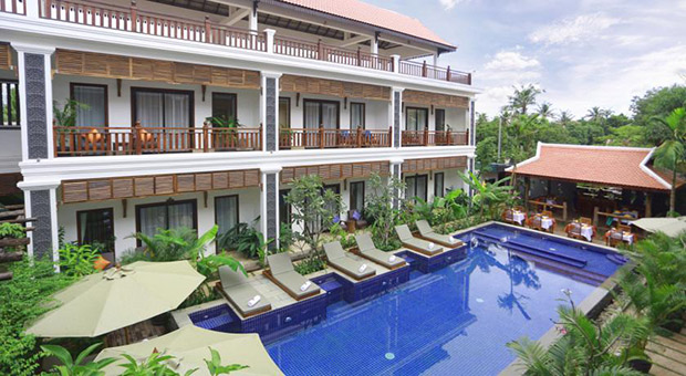 Mony Suite Boutique Hotel Siem Reap