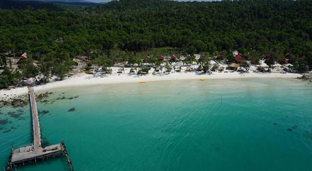 Nature Beach, Koh Rong