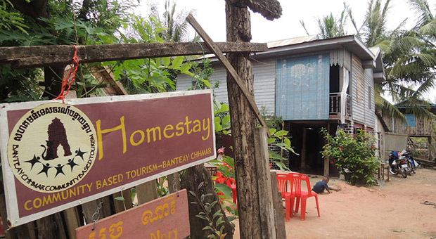 Ouch Nary Homestay