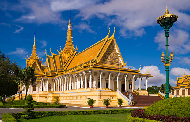 Royal Palace, Phnom Penh