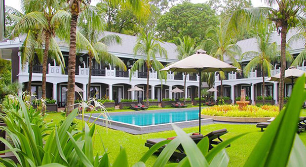 Shinta Mani Resort